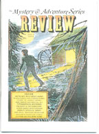 The Mystery & Adventure Series Review No.35 - Click to view larger image.